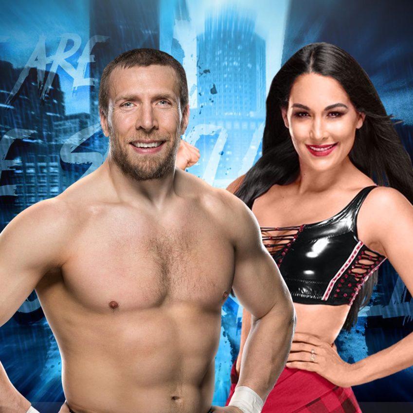 Brie Bella e Daniel Bryan genitori per la seconda volta