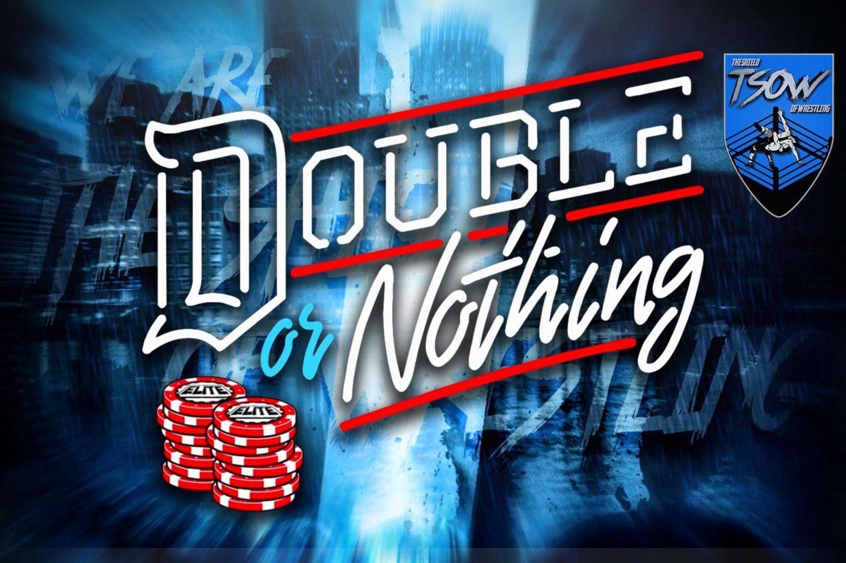 AEW si sta assicurando che il roster sia presente a Double Or Nothing