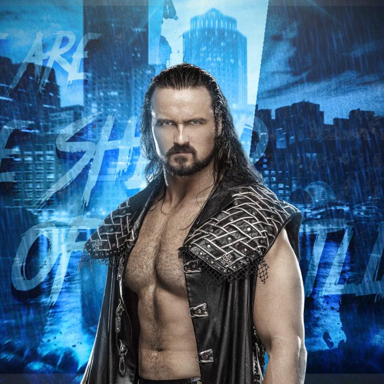Drew McIntyre doveva affrontare The Undertaker a WrestleMania 26