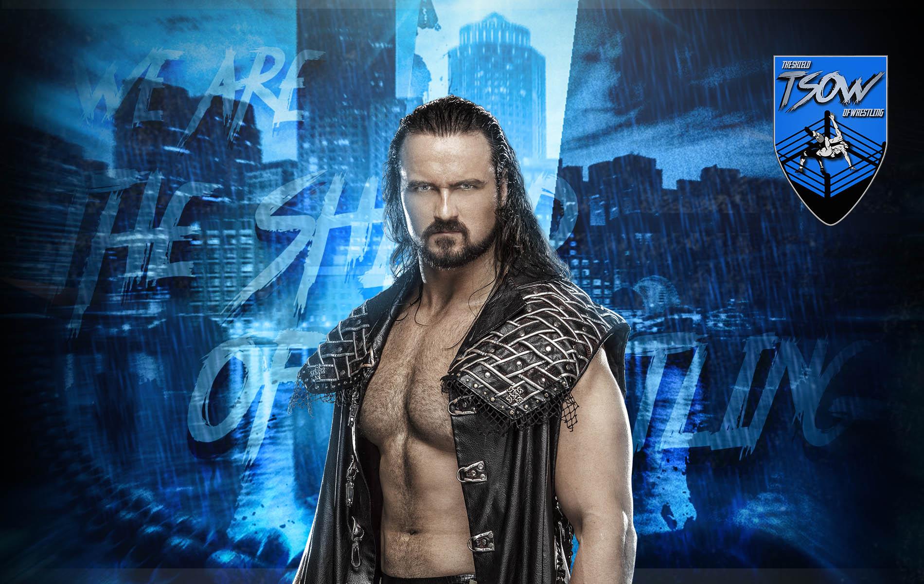 Drew McIntyre: la risposta sentita per il suo documentario del WWE Network