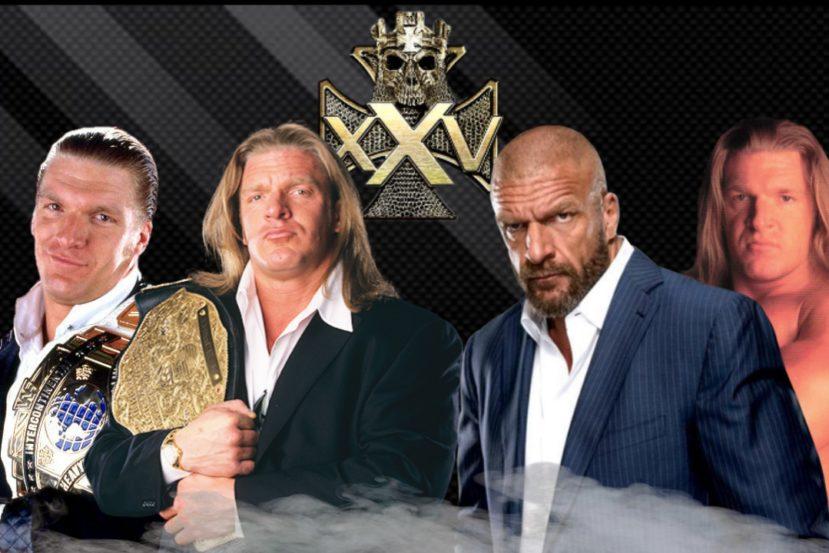 Triple H, il Re dei Re