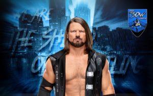 AJ Styles: nuova catchphrase per lui