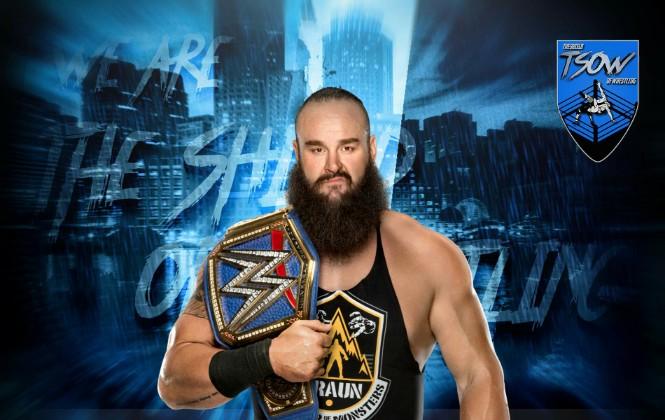 Backlash: annunciato Handicap Match per il WWE Universal Championship