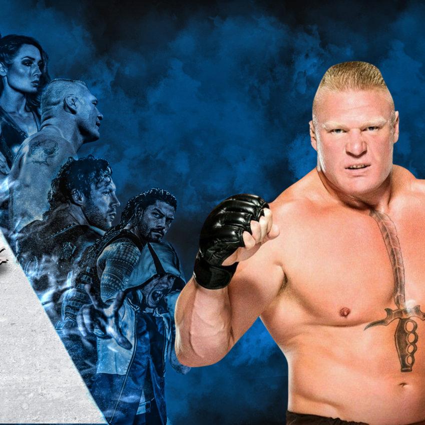 Brock Lesnar arrestato