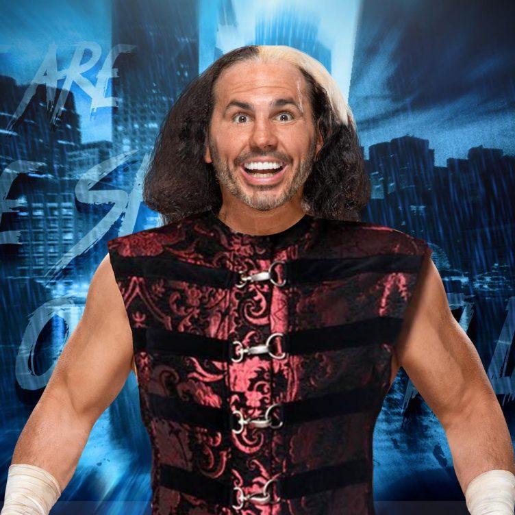 Matt Hardy vuole lottare con Jeff Hardy in AEW