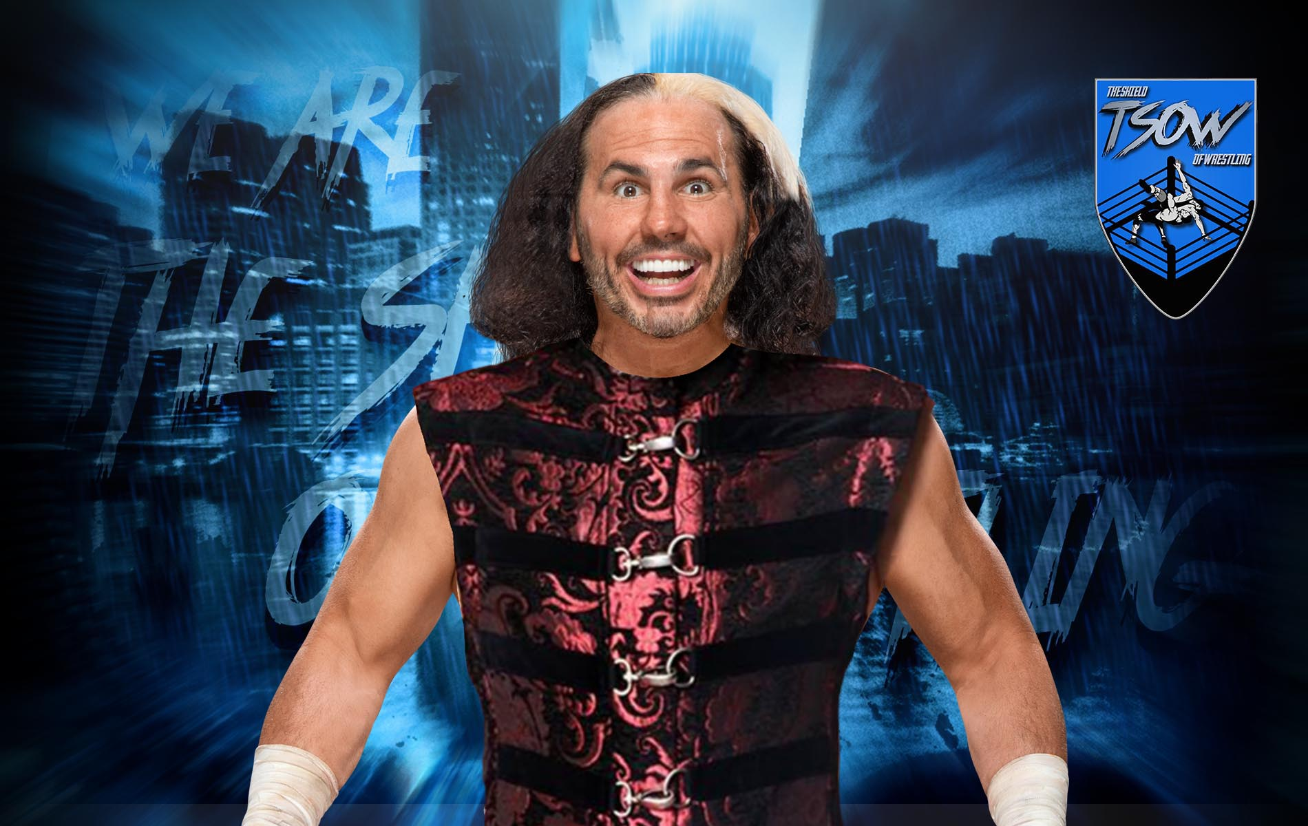 """Matt Hardy è probabilmente uno dei responsabili principali del """"boom"""" dei match cinematografici degli ultimi tempi"""