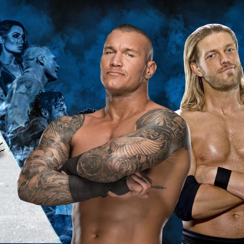 Edge vs Orton