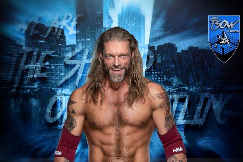 Edge: quando si è infortunato?