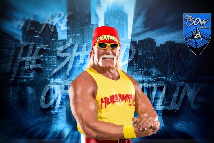 Sycho Sid ed il suo aneddoto su Hulk Hogan