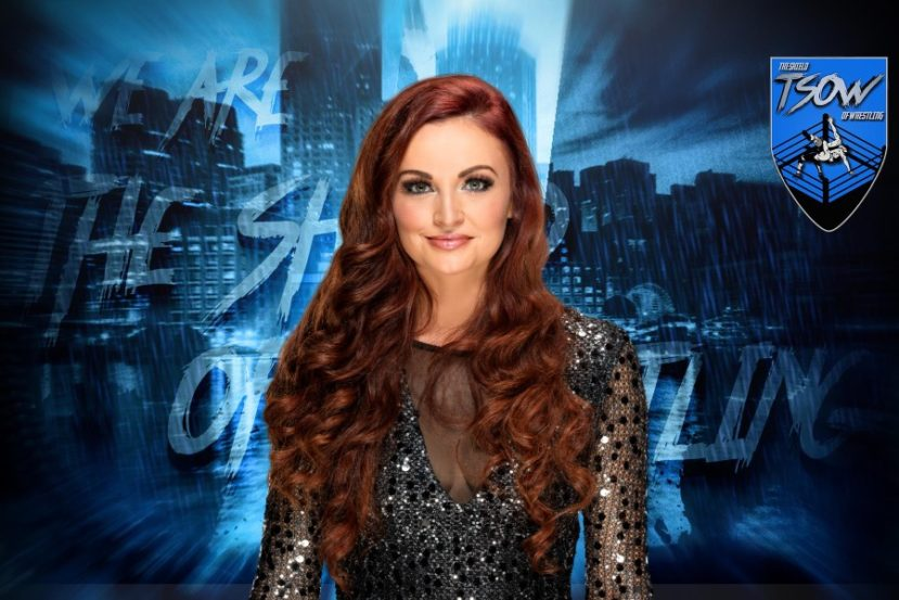 Maria Kanellis: pose hot sui social network
