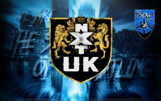 Accuse di violenza: NXT UK in pericolo