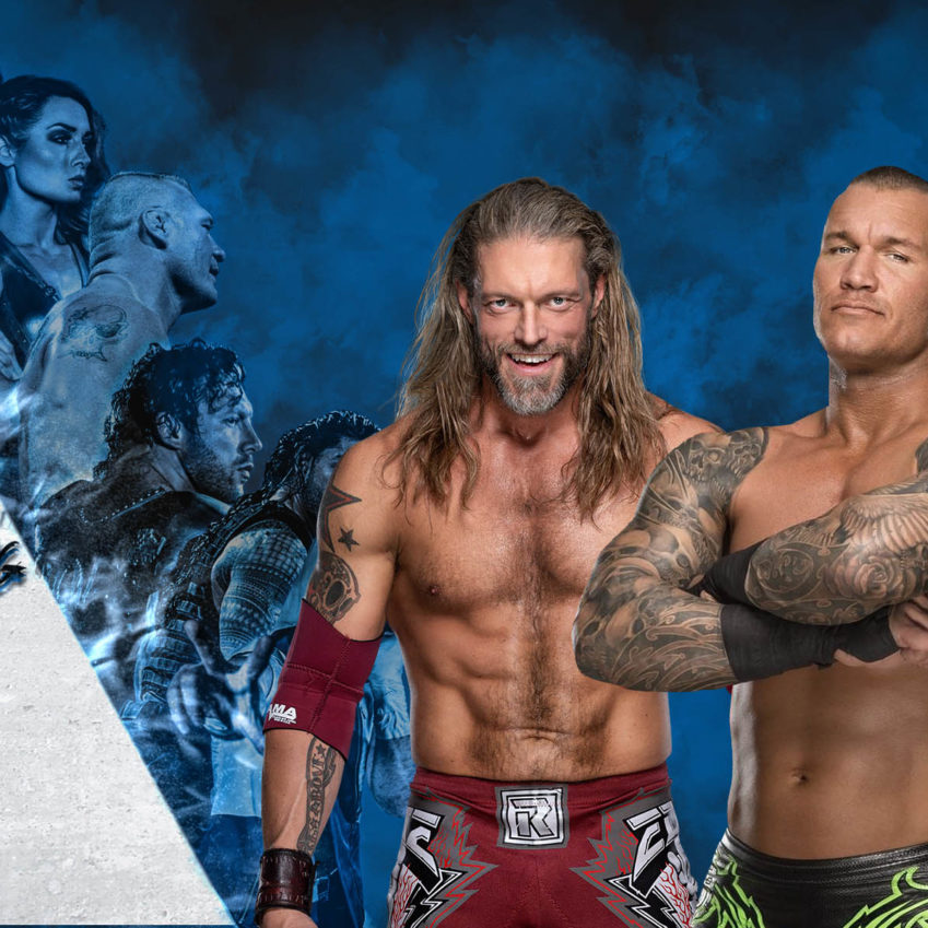 Edge Randy Orton