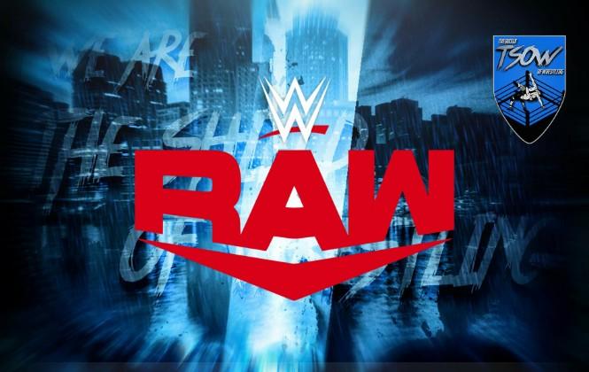 WWE RAW: due grandissimi match annunciati per la prossima puntata
