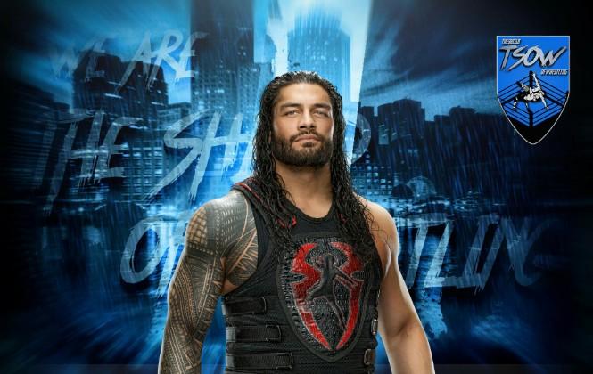 Roman Reigns: rapporto incrinato con la WWE?