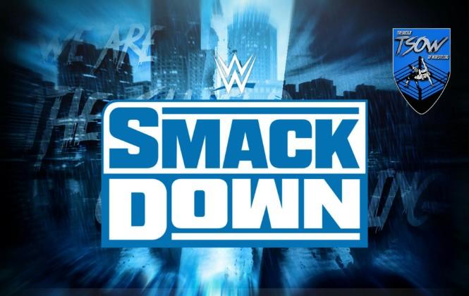 SmackDown: annunciato ritorno di una superstar per la puntata di stanotte