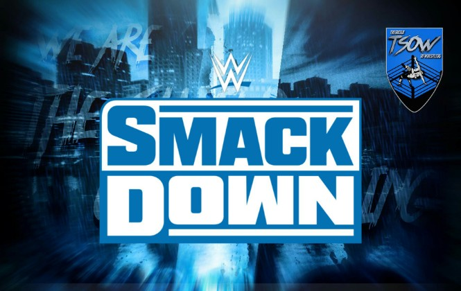 SmackDown Anteprima 16 10 2020