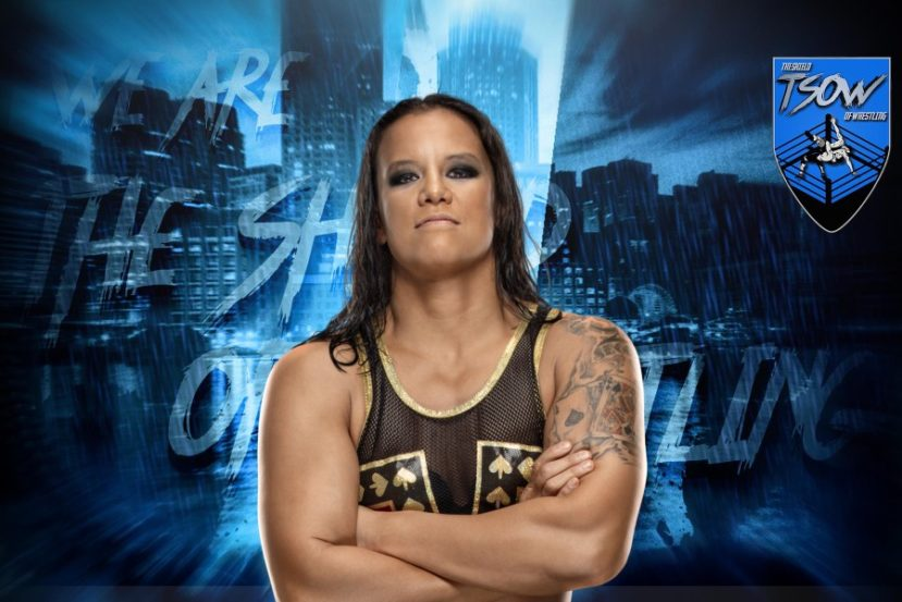 Vince McMahon crede in Shayna Baszler?