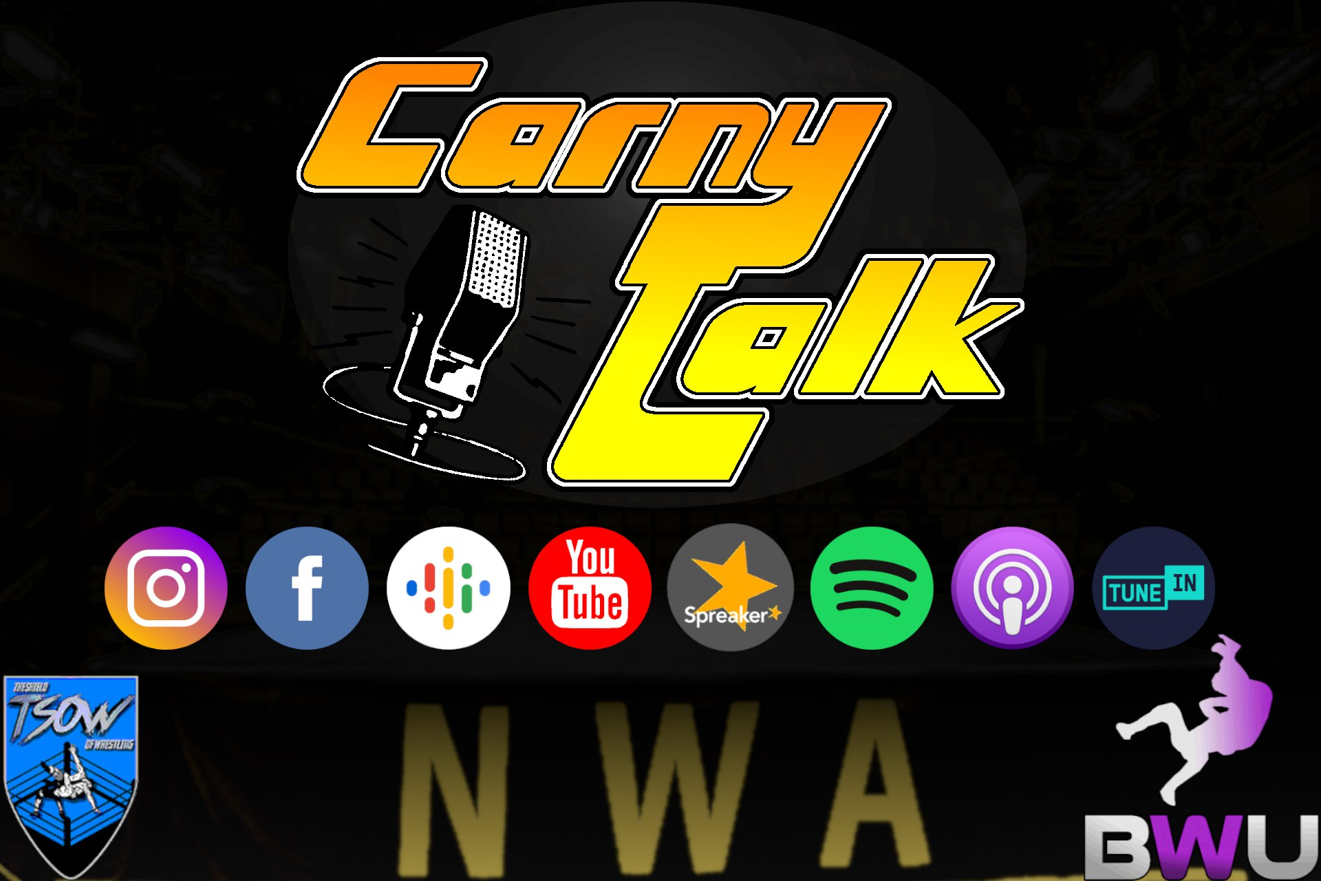 Carny Talk - NWA Into The Fire parte 3