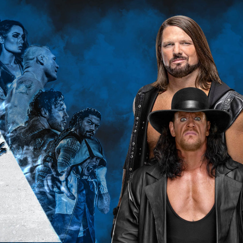 WrestleMania - Boneyard Match