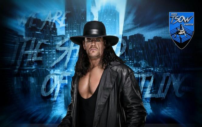 The Undertaker riapparirà in un programma WWE