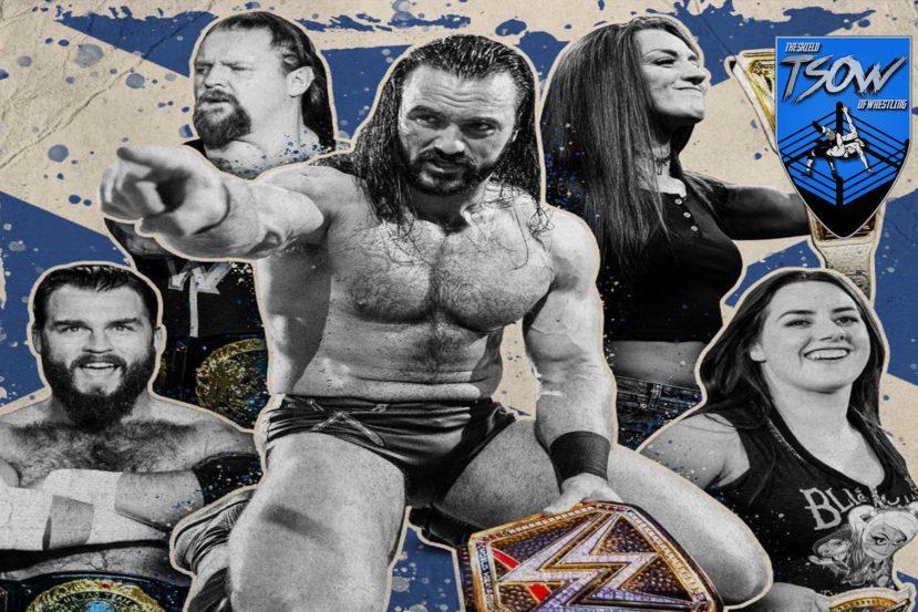 La rivoluzione scozzese in WWE