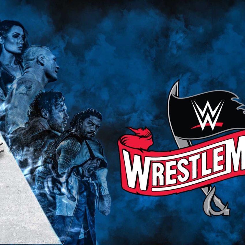 Top 5 momenti di WrestleMania 36