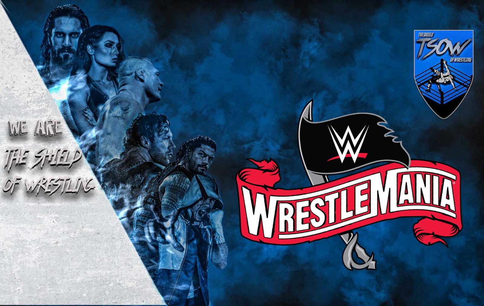 Flop 3 Momenti di WrestleMania 36