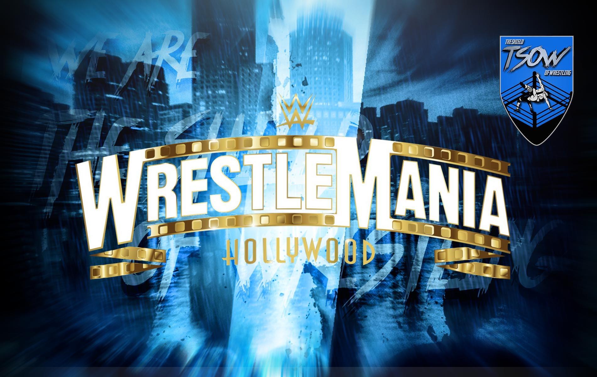 WrestleMania 37 a Tampa: arrivano i primi grandi indizi