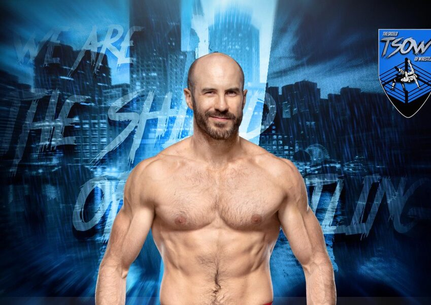 Cesaro ha intenzione di lasciare la WWE?
