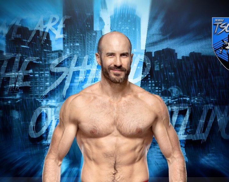 WWE su DMAX: il messaggio di Cesaro
