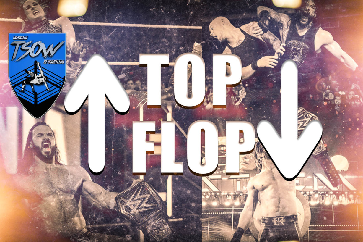 Flop 3 Momenti a The Horror Show at Extreme Rules