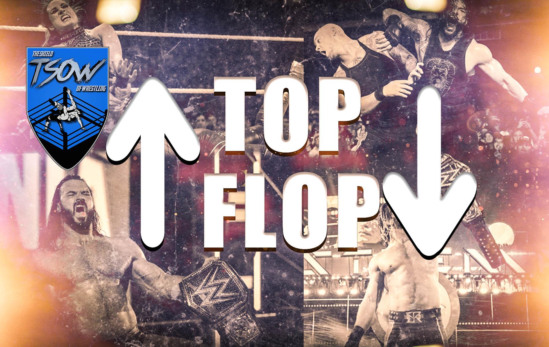 Flop 10 peggiori arrivi da NXT