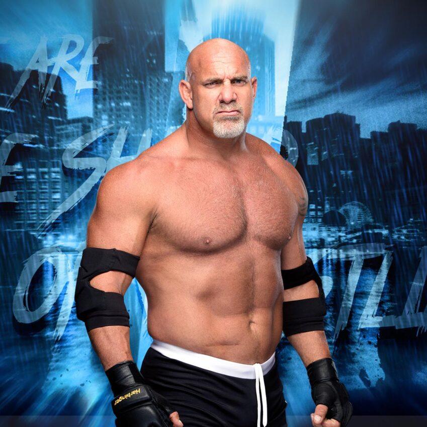 Ken Shamrock vuole sfidare Goldberg