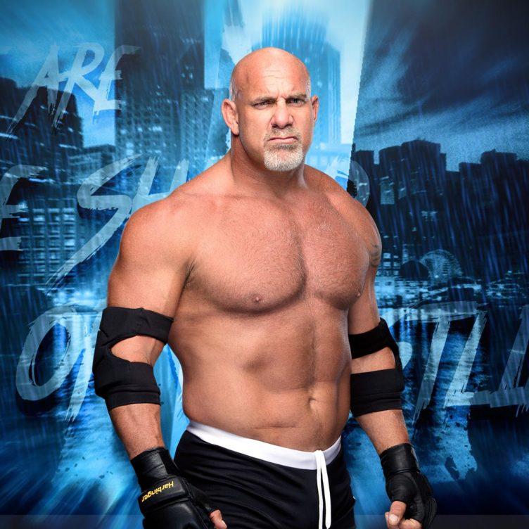 Goldberg dichiara di essere il migliore a lottare alla sua età