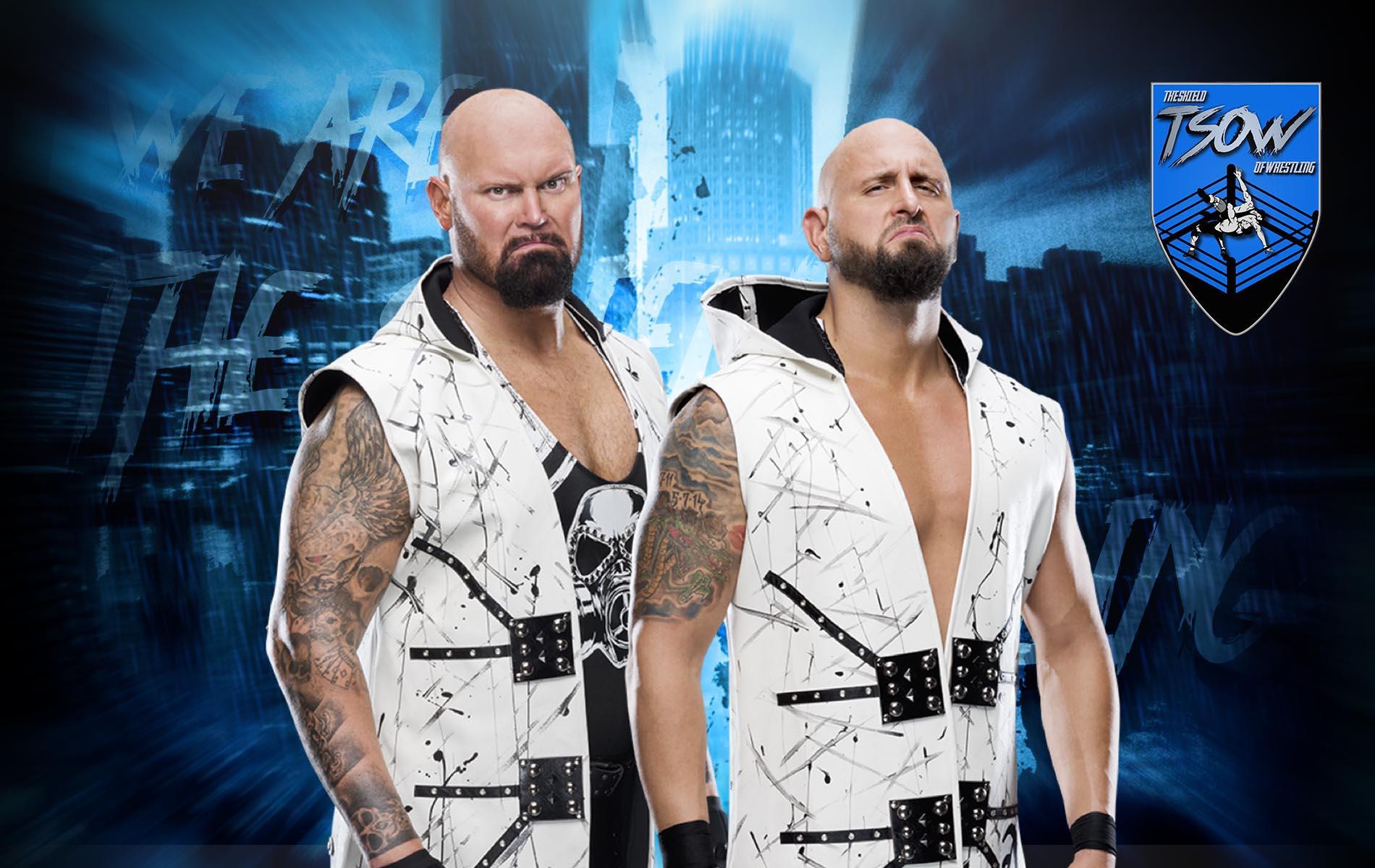 Good Brothers: i retroscena del loro rinnovo con la WWE nel 2019