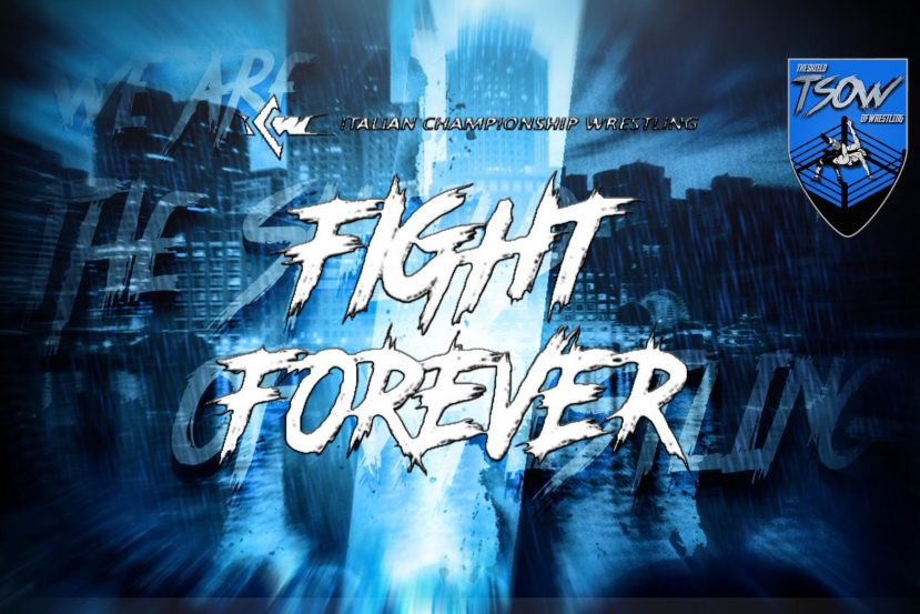 ICW: torna ICW Fight Forever!