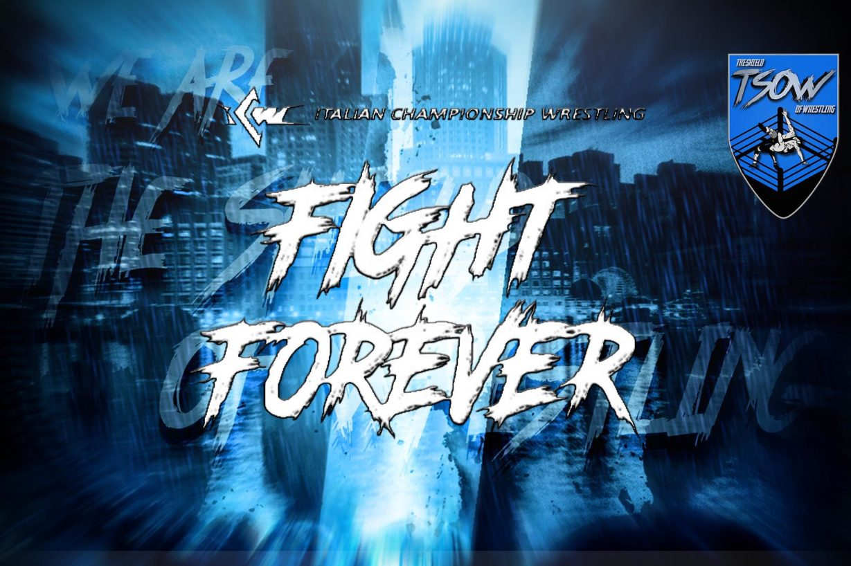 ICW Fight Forever 14