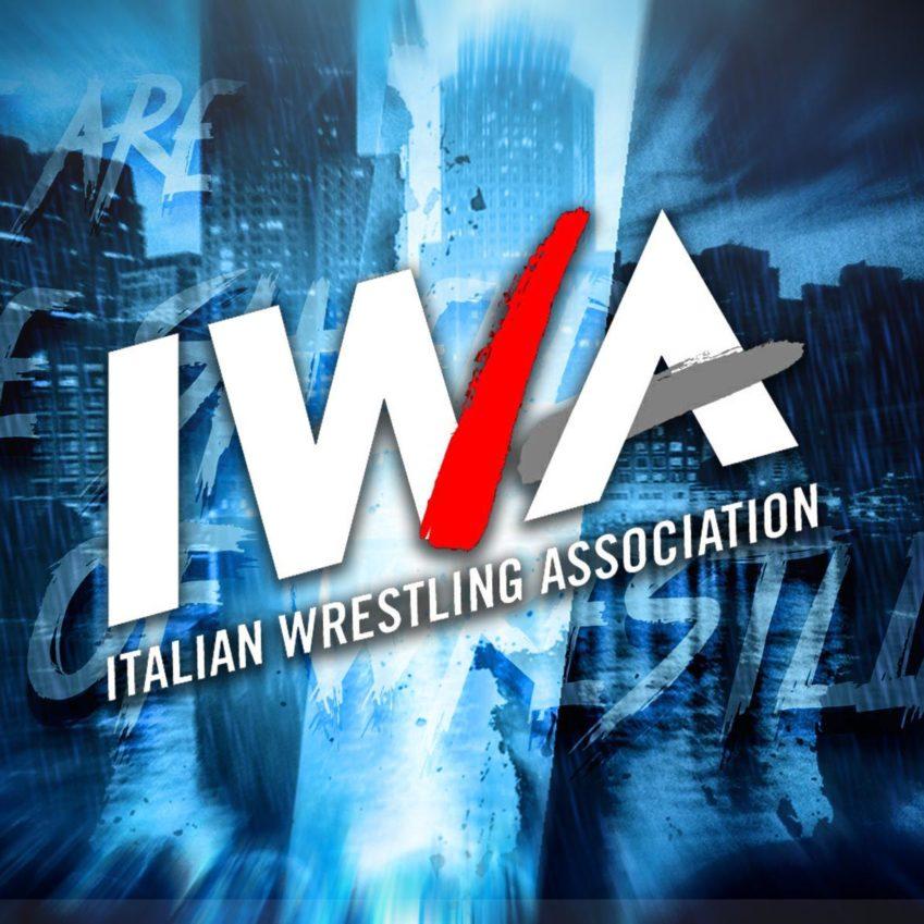 IWA SMASH! Roma – Wrestling In Cinecittà: nomi annunciati