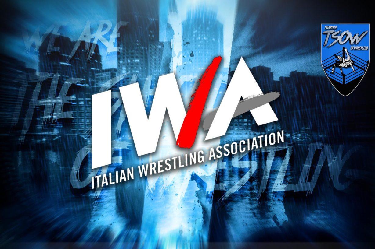 IWA Prima Difesa: card ed info