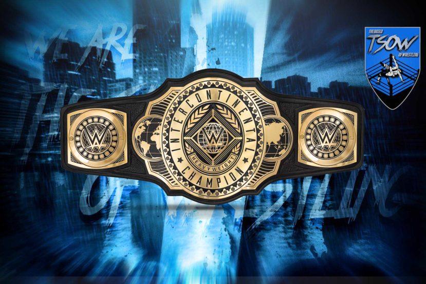 Campione Intercontinentale svelato per errore