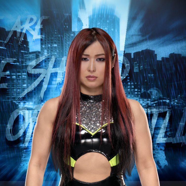Io Shirai: com'è terminato il match titolato contro Tegan Nox?
