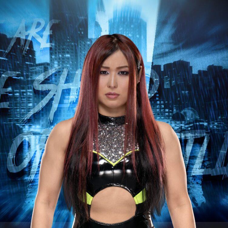 Io Shirai sarà presente stanotte a NXT