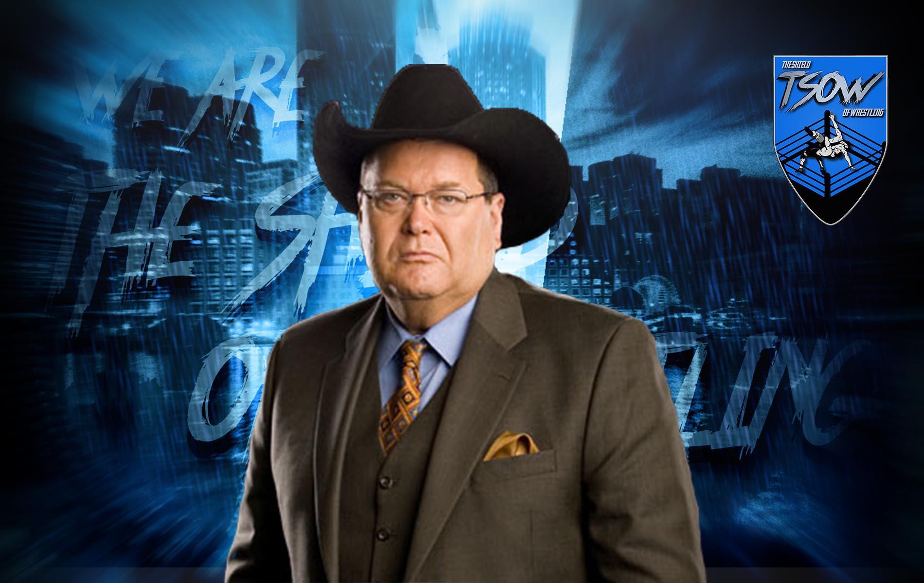 Jim Ross: ecco chi doveva essere il prossimo Brock Lesnar in WWE