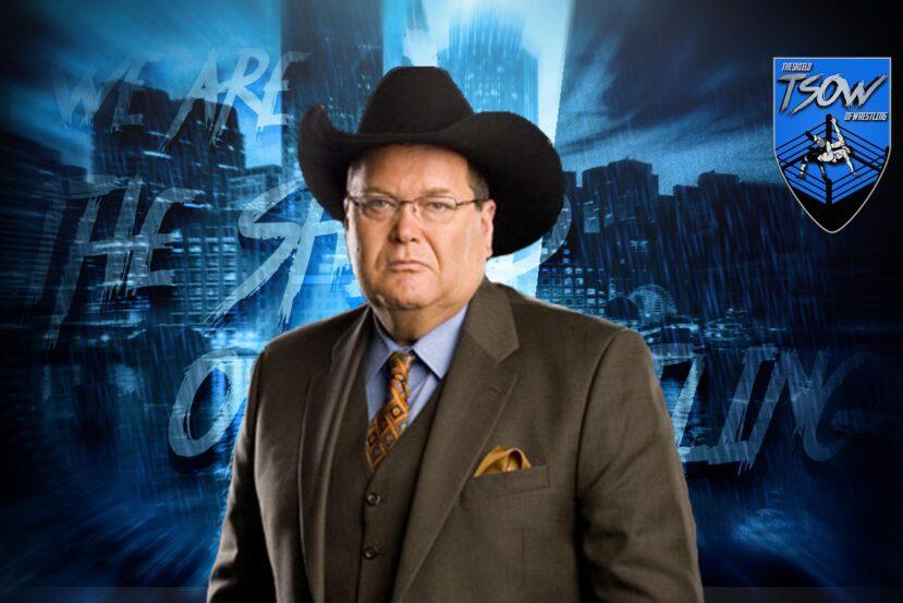 Durante una recente puntata del suo podcast, JR ha ammesso di non aver visto WrestleMania 37