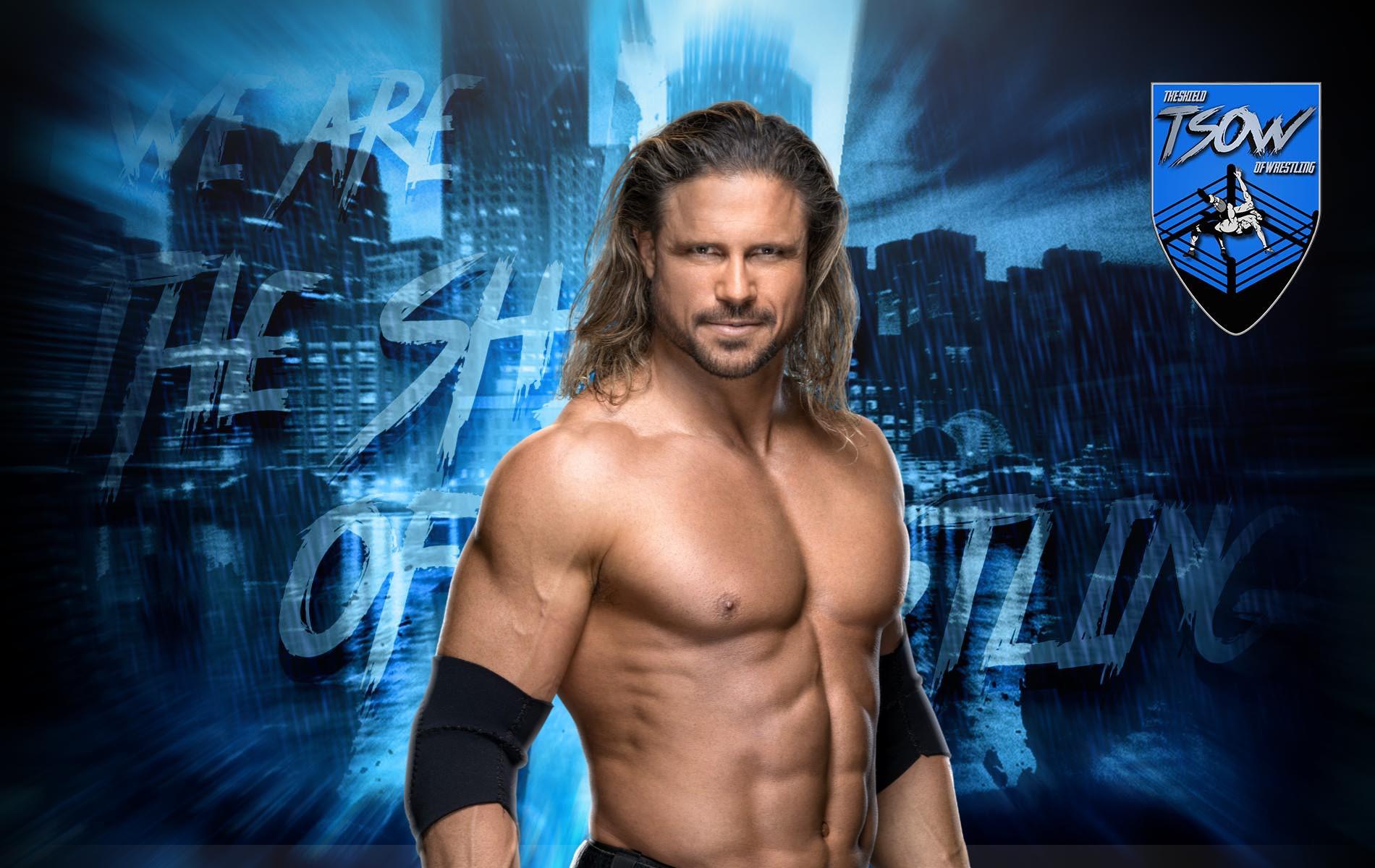 John Morrison si complimenta con Franky Monet per il suo debutto ad NXT