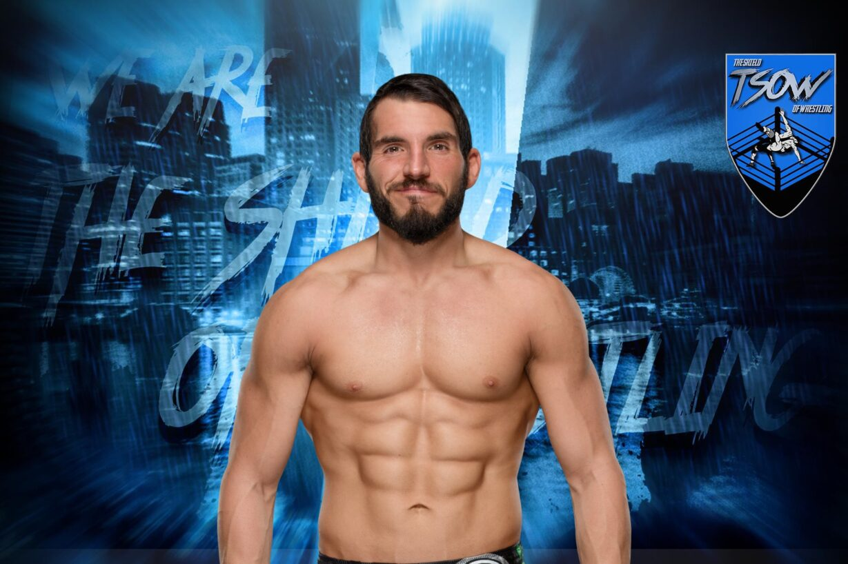 Brodie Lee: il tributo di Johnny Gargano a NXT