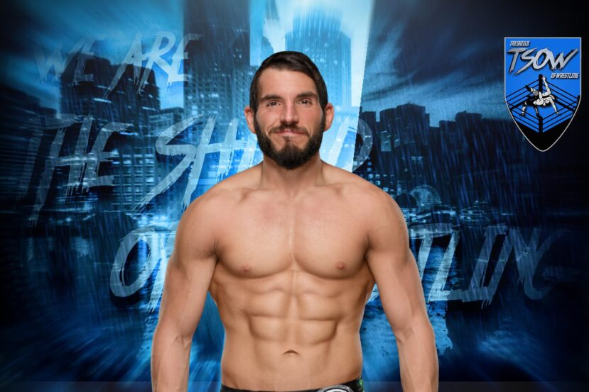 Brodie Lee: il tributo di Johnny Gargano a NXT