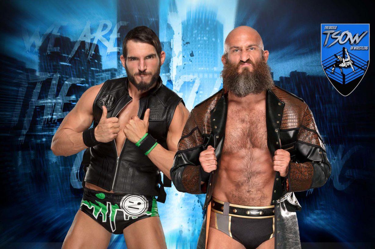 Ciampa vs Gargano, La storia infinita proposta dalla WWE