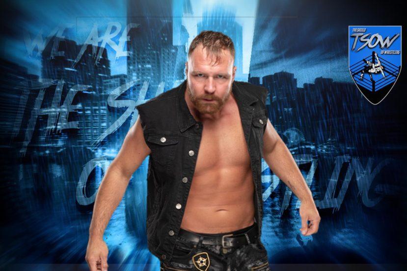 Jon Moxley racconta il suo primo match con Triple H