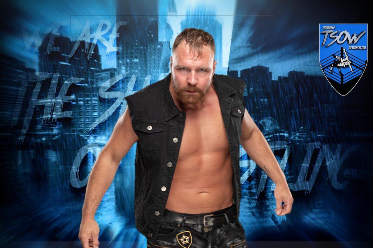 Jon Moxley vuole difendere l'AEW World Title contro i migliori